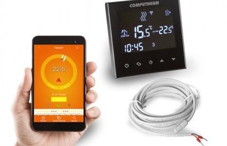 Modern termosztátokkal a teljes kényelemért és biztonságért